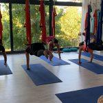 O que é o Yoga Aéreo?