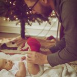 Como viver as festas com um recém-nascido?
