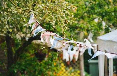 reduzir desperdício celebrações