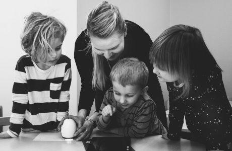 gerir o stress e as discussões em família
