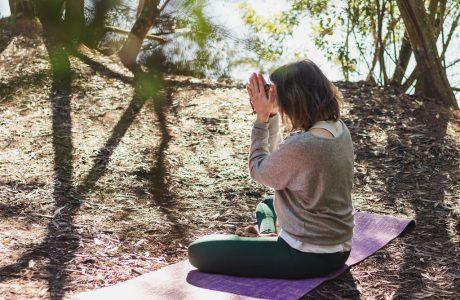 yoga para a ansiedade
